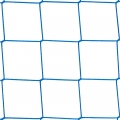 Siatki Rzeszów - Siatka plastikowa na boisko szkolne Siatki plastikowe 10x10 o grubości 3mm sprawdzą się idealnie jako ogrodzenie boiska szkolnego. Zapobiegają wypadaniu piłek poza obszar boiska ale również wychodzeniu dzieci na jezdnię. Wykonane są z polipropylenu bezwęzłowego PP, które jest znacznie bardziej wytrzymały niż polipropylen węzłowy. Siatki mogą być wykorzystane na boiskach zewnętrznych i wewnętrznych.